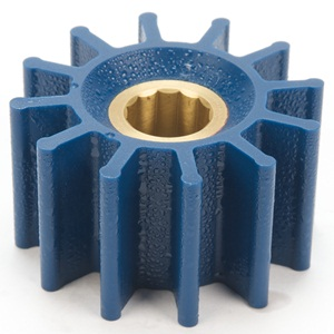 #075 blue Impeller