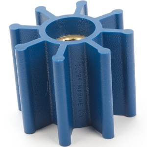 #100 Blue Impeller