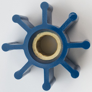#100j Blue Impeller